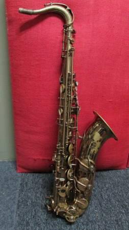 Selmer Mk7 Tenor Saxophone
