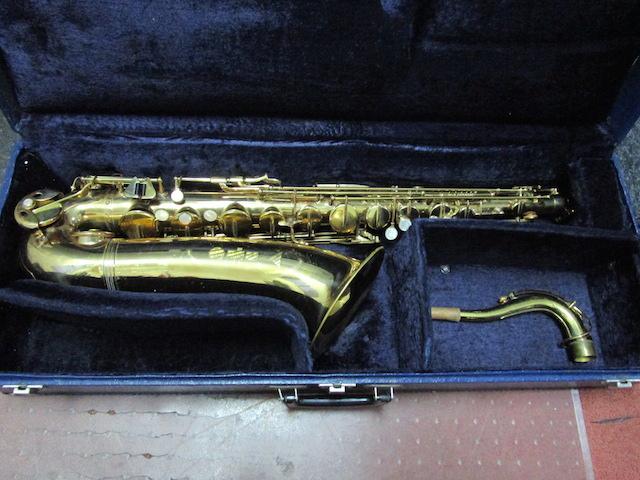 Vintage Vito tenor saxophone
