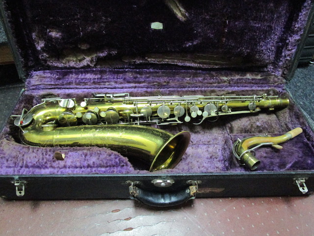 Holton Revalation tenor Sax rare